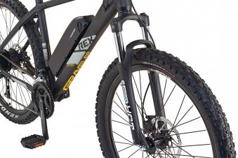 "Rex Bike Elektrofahrrad / E-Mountainbike Graveler e9.4 E-MTB 27,5"" Bild 5"