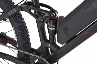 "Rex Bike Elektrofahrrad / E-Mountainbike Graveler e9.7 E-MTB 27,5"" Bild 4"