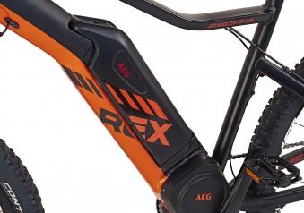 "Rex Bike Elektrofahrrad / E-Mountainbike Graveler e9.8 E-MTB 27,5"" Bild 6"