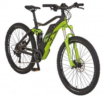 "Rex Bike Elektrofahrrad / E-Mountainbike Graveler e9.9 E-MTB 27,5"" Bild 2"