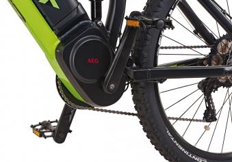 "Rex Bike Elektrofahrrad / E-Mountainbike Graveler e9.9 E-MTB 27,5"" Bild 5"
