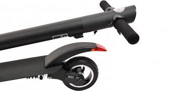 City Scooter Elektro Tretroller E-Tretroller für Erwachsene Ravenna Bild 4