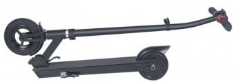 Elektro Scooter Elektroroller E-Scooter FW101 weiß/schwarz klappbar Bild 2