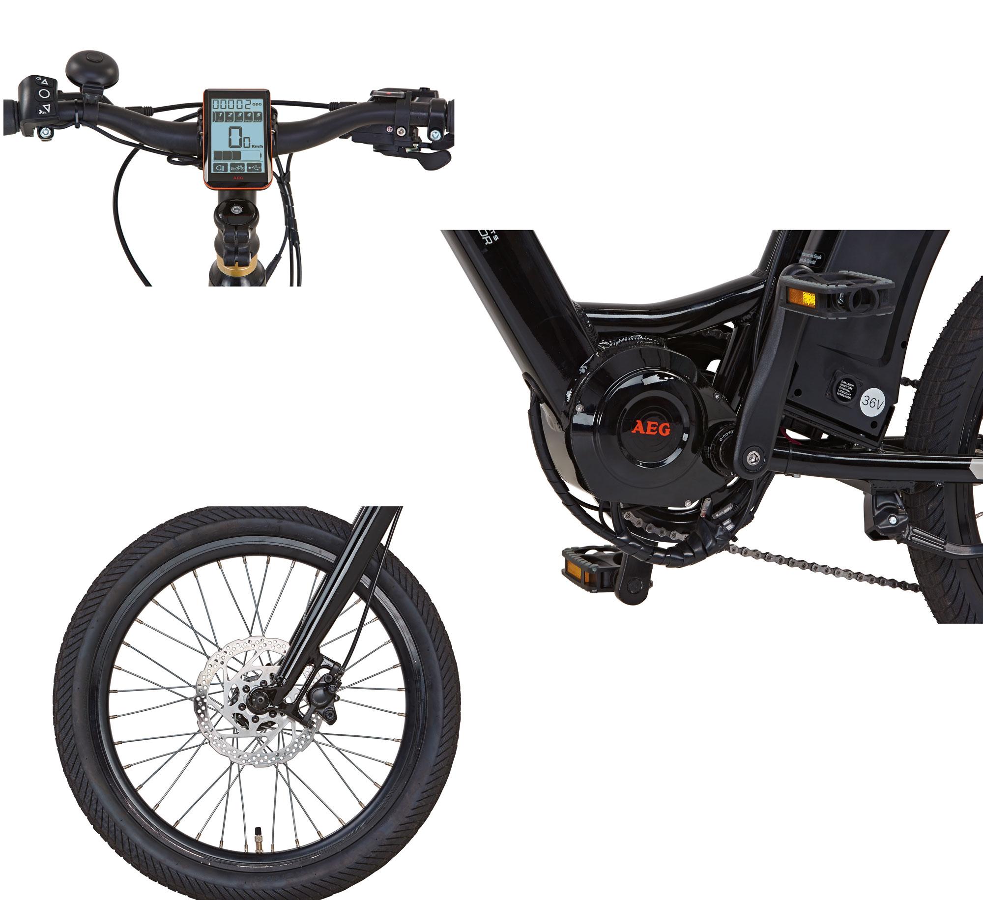 elektrofahrrad e bike alu navigator urban 20 prophete bei. Black Bedroom Furniture Sets. Home Design Ideas