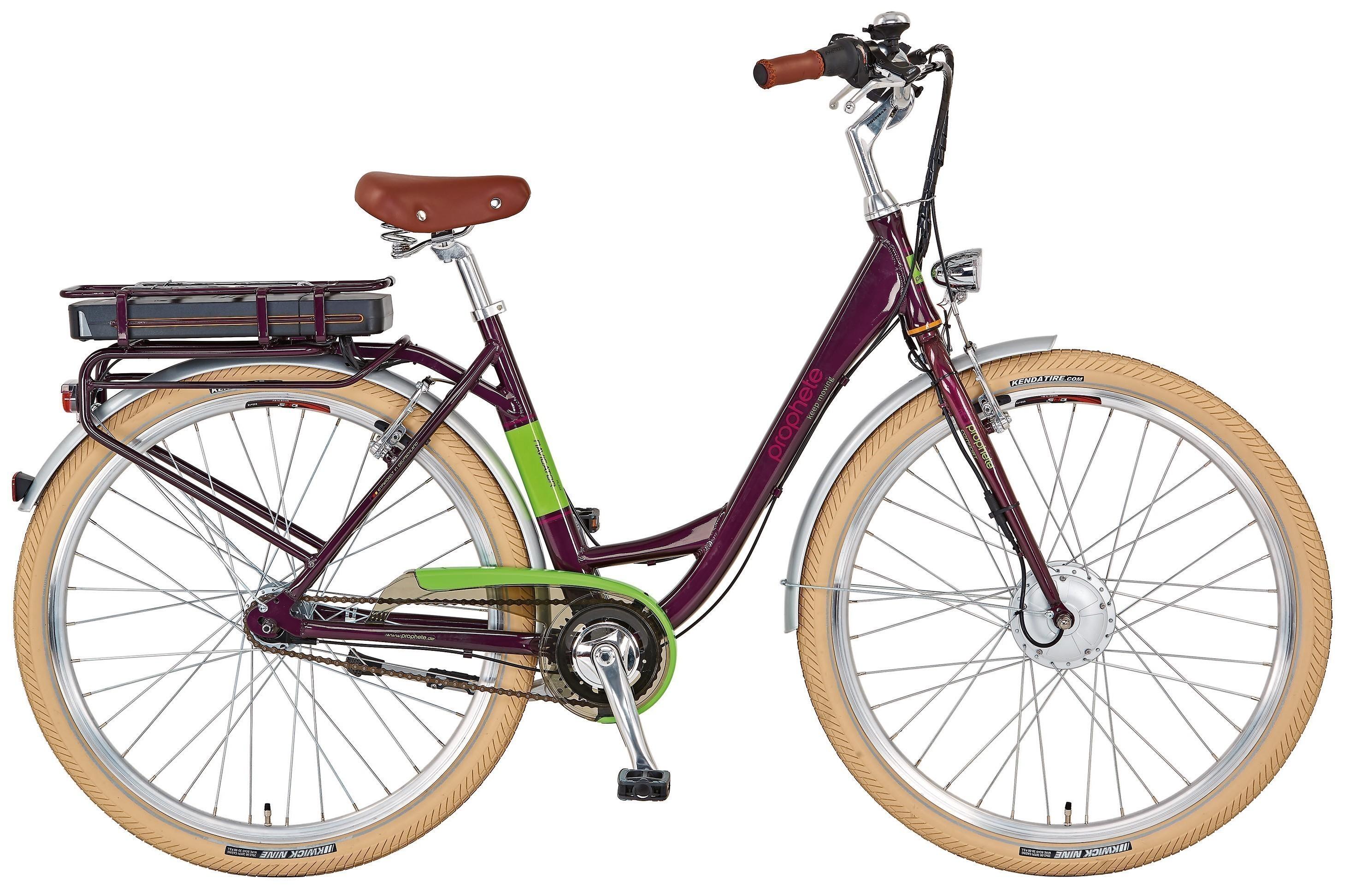 elektrofahrrad e bike damen alu city navigator flair 28. Black Bedroom Furniture Sets. Home Design Ideas