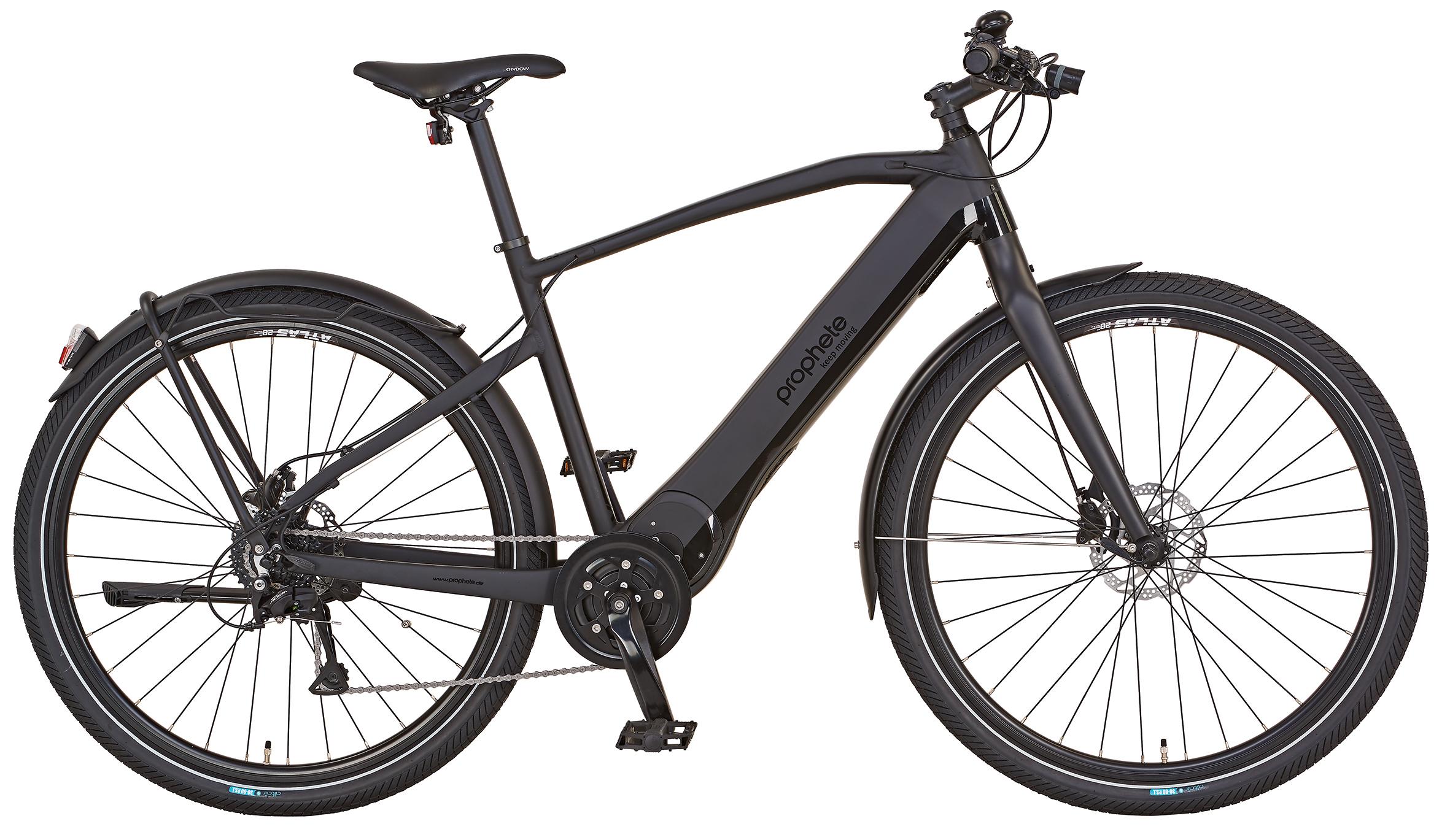 "Prophete Elektrofahrrad / E-Bike Geniesser e3.0 City E-Bike 28"" Bild 1"