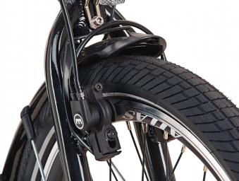 "Prophete Elektrofahrrad / E-Bike Geniesser e9.0 City E-Bike 20"" Bild 3"