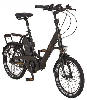 "Prophete Elektrofahrrad / E-Bike Geniesser e9.0 City E-Bike 20"" Bild 4"