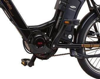 "Prophete Elektrofahrrad / E-Bike Geniesser e9.0 City E-Bike 20"" Bild 6"