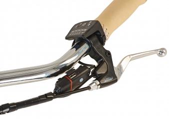 "Prophete Elektrofahrrad / E-Bike Geniesser e9.1 City E-Bike 28"" polar Bild 4"