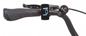 "Prophete Elektrofahrrad / E-Bike Geniesser e9.5 City E-Bike 26"" grau Bild 2"