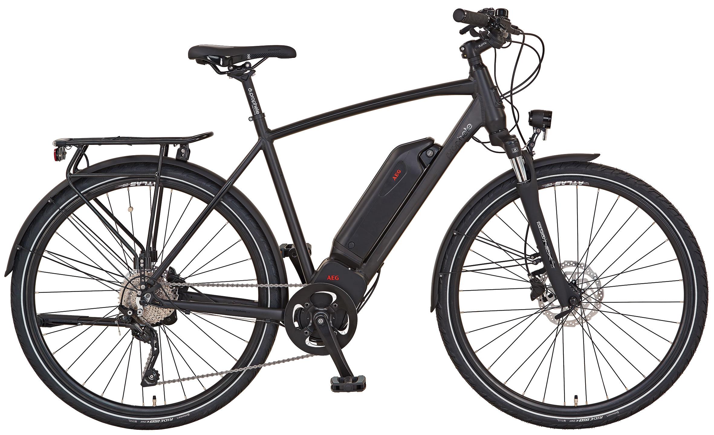 """Prophete Elektrofahrrad / Trekking E-Bike Entdecker Sport 28"""" Herren Bild 1"""
