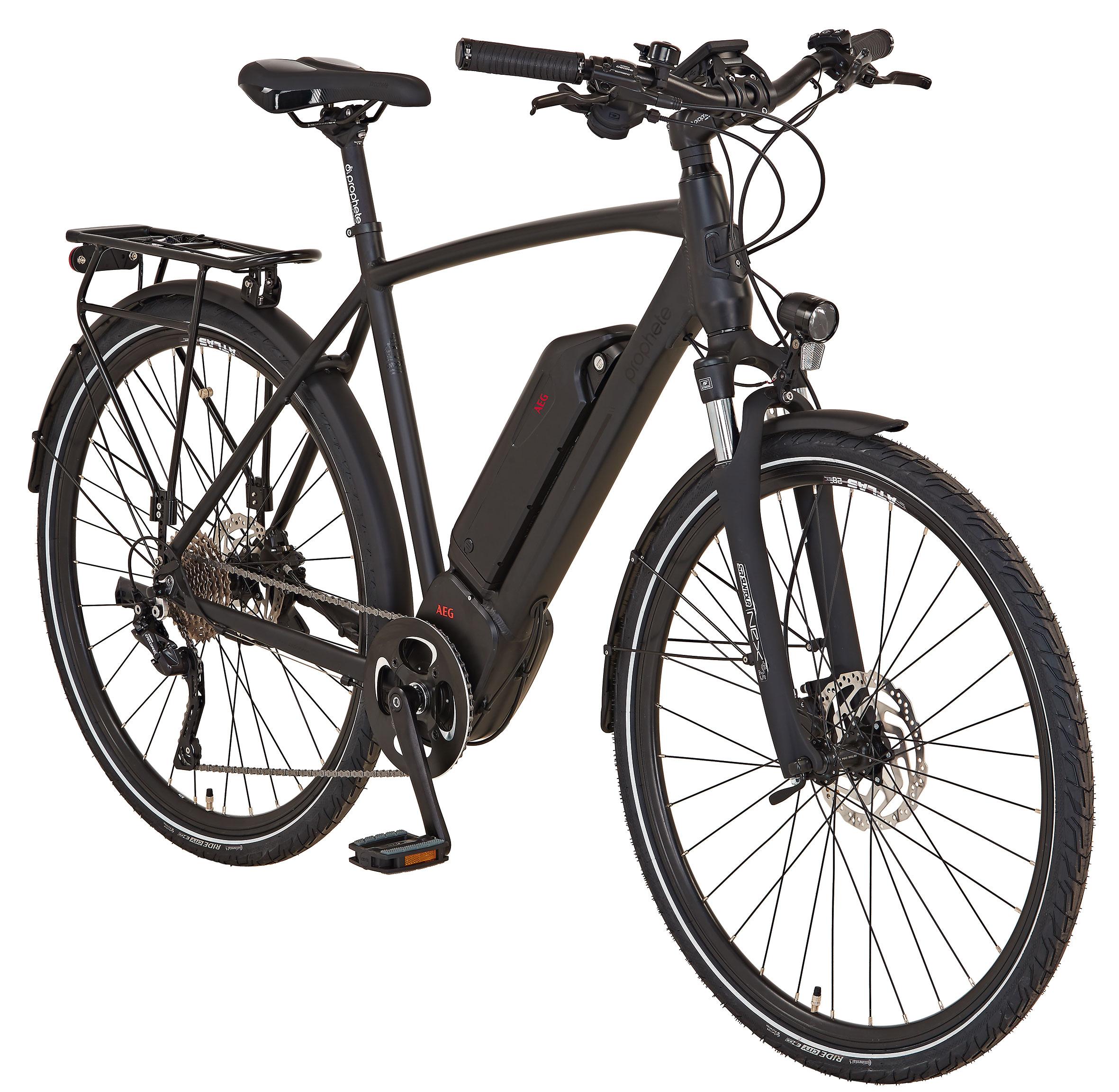 """Prophete Elektrofahrrad / Trekking E-Bike Entdecker Sport 28"""" Herren Bild 2"""