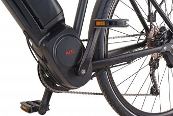 """Prophete Elektrofahrrad / Trekking E-Bike Entdecker Sport 28"""" Herren Bild 5"""