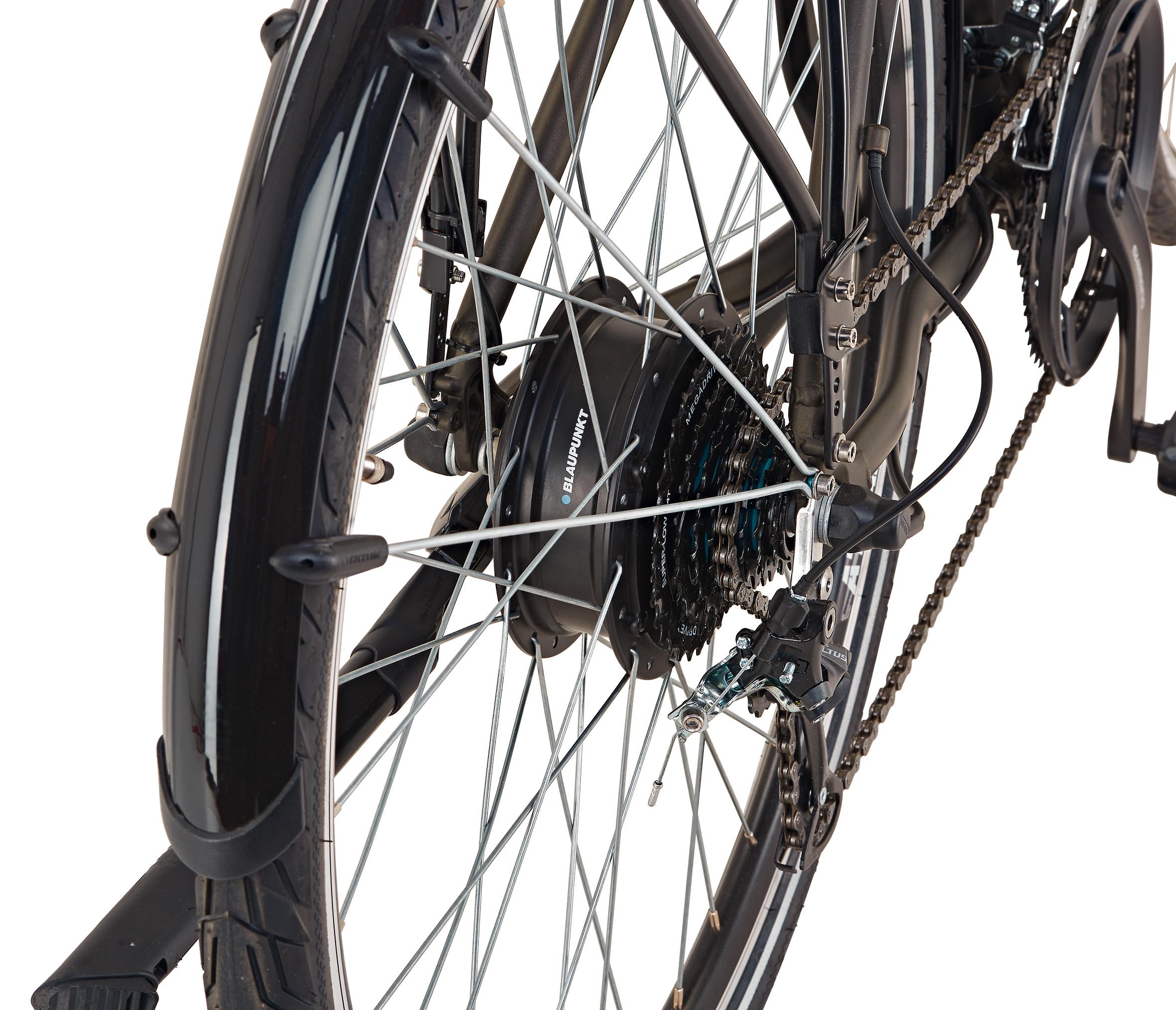 """Prophete Elektrofahrrad / Trekking E-Bike Entdecker e9.6 28"""" Herren Bild 5"""