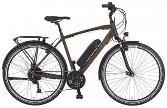 """Prophete Elektrofahrrad / Trekking E-Bike Entdecker e9.6 28"""" Herren Bild 1"""