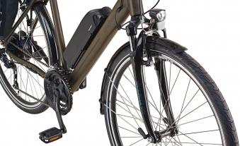 """Prophete Elektrofahrrad / Trekking E-Bike Entdecker e9.6 28"""" Herren Bild 4"""