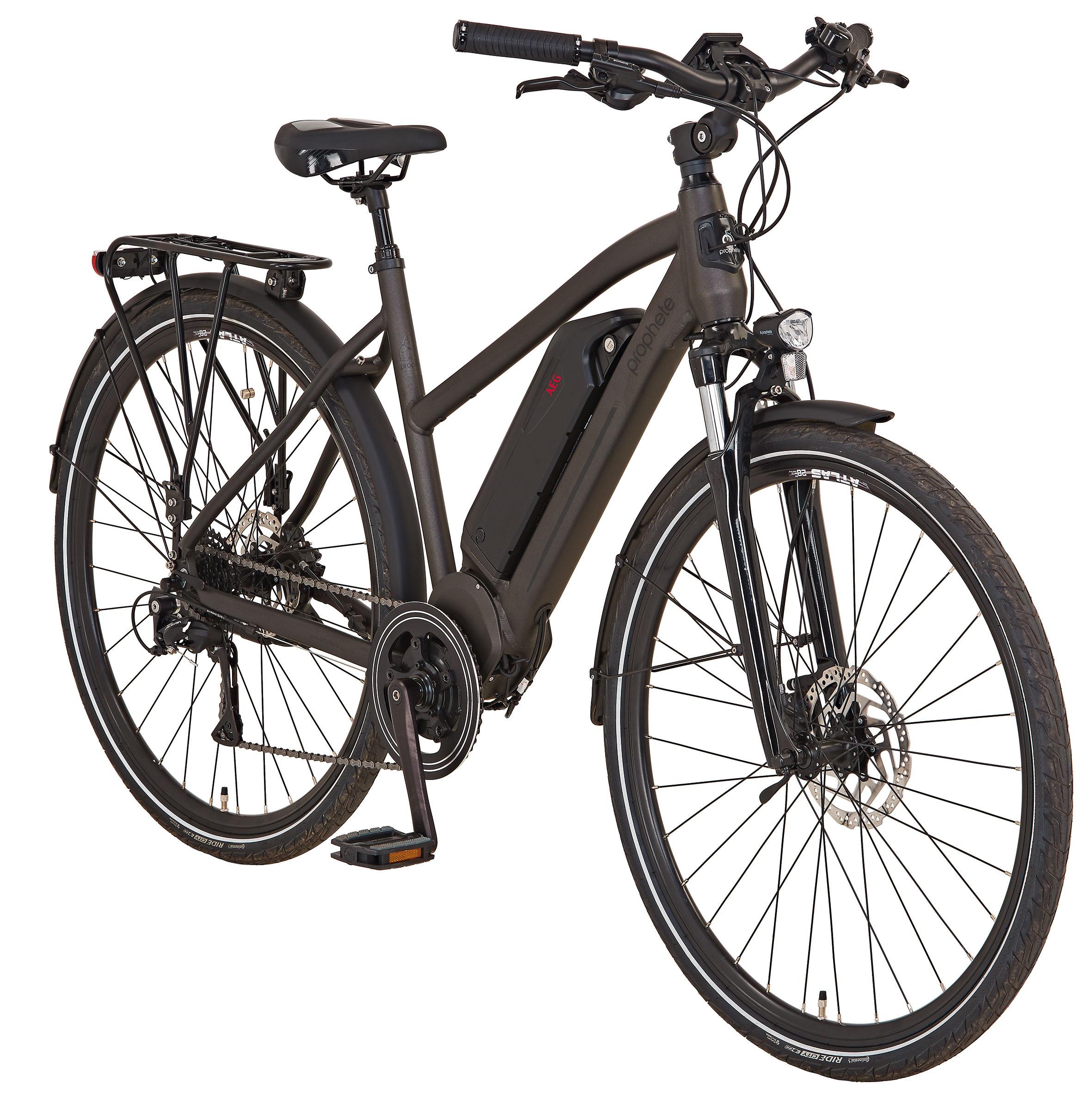 """Prophete Elektrofahrrad / Trekking E-Bike Entdecker e9.7 28"""" Damen Bild 2"""