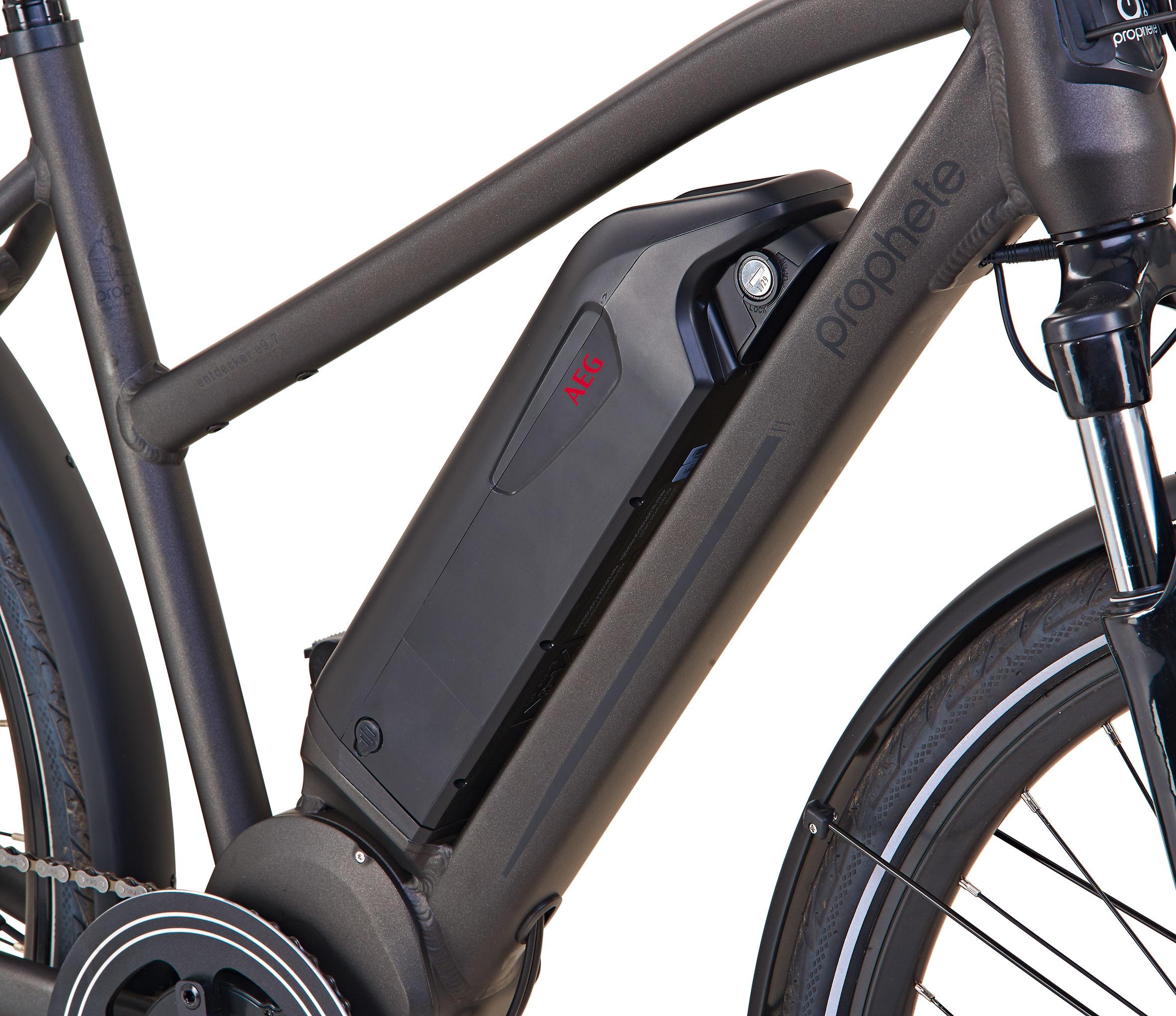 """Prophete Elektrofahrrad / Trekking E-Bike Entdecker e9.7 28"""" Damen Bild 3"""