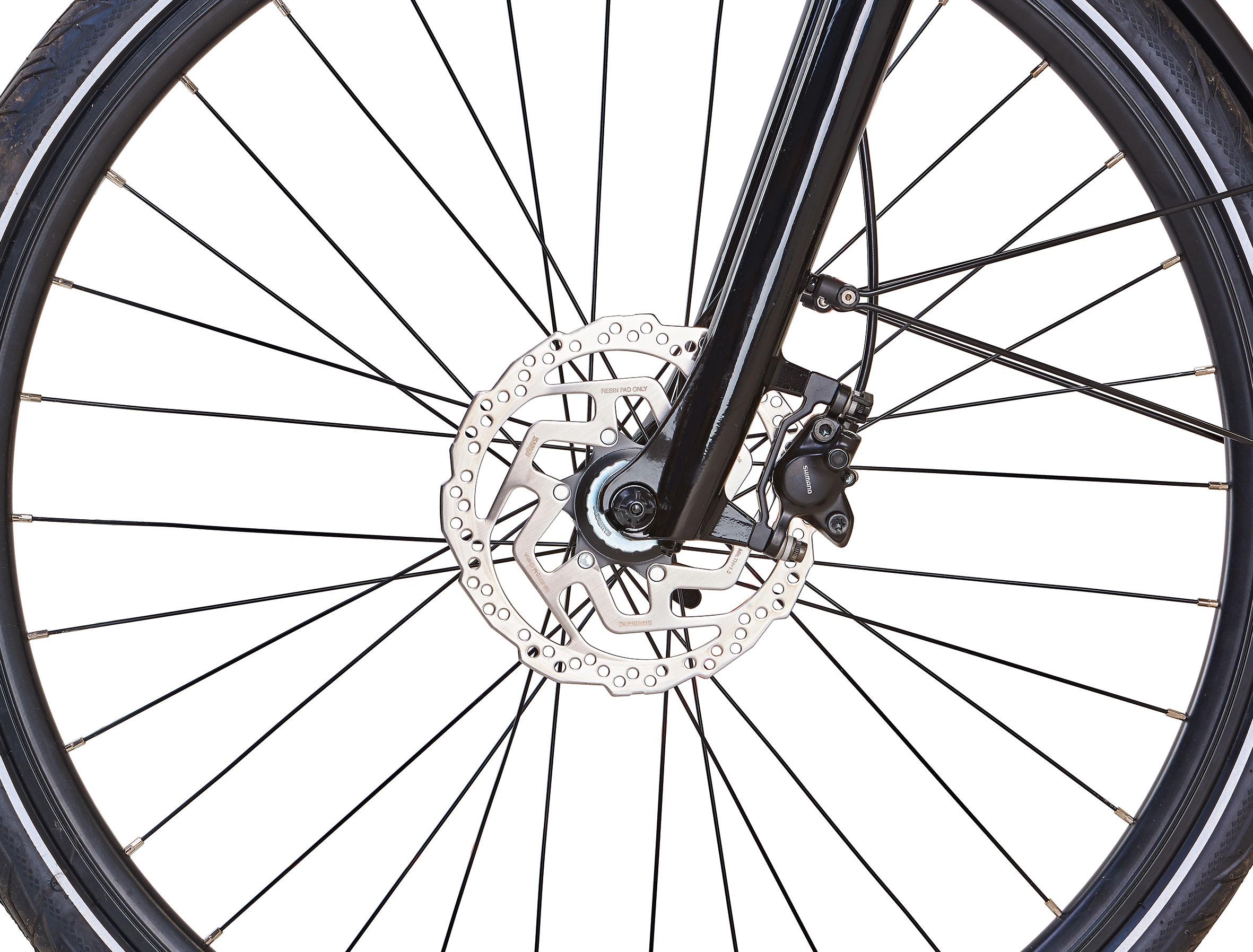 """Prophete Elektrofahrrad / Trekking E-Bike Entdecker e9.7 28"""" Damen Bild 4"""