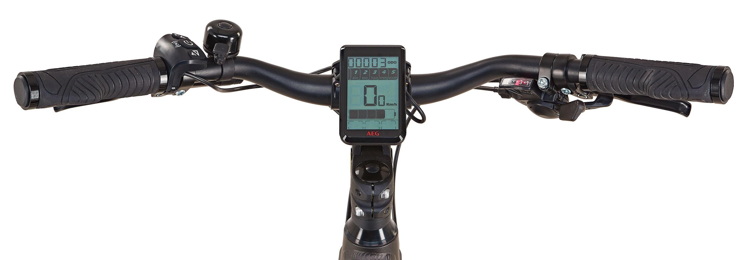 """Prophete Elektrofahrrad / Trekking E-Bike Entdecker e9.7 28"""" Damen Bild 5"""