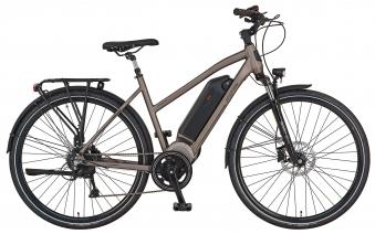 """Prophete Elektrofahrrad / Trekking E-Bike Entdecker e9.7 28"""" Damen Bild 1"""