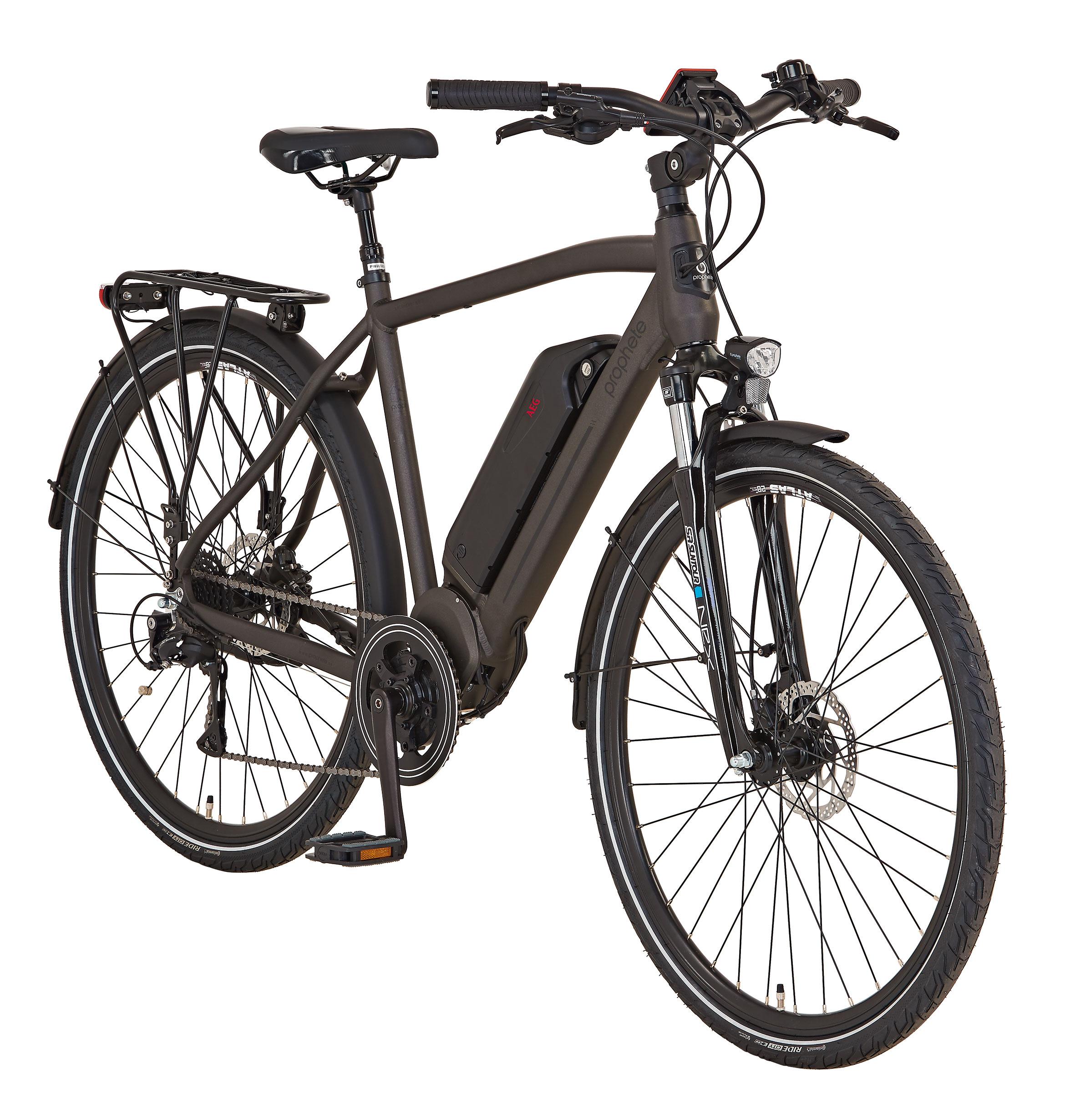 """Prophete Elektrofahrrad / Trekking E-Bike Entdecker e9.7 28"""" Herren Bild 2"""
