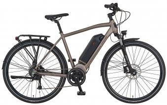"""Prophete Elektrofahrrad / Trekking E-Bike Entdecker e9.7 28"""" Herren Bild 1"""