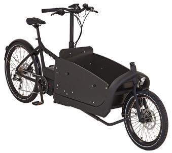 """Prophete Lastenrad / Elektrofahrrad Cargo E-Bike 1.0 Cargo 20""""/26"""" Bild 1"""