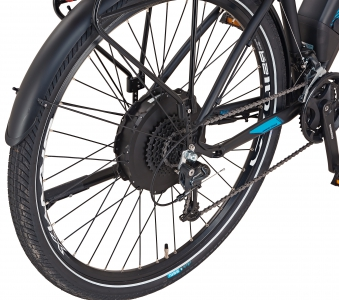"Rex Bike Elektrofahrrad / E-All Terrain Bike Graveler e9.6 E-ATB 29"" Bild 4"