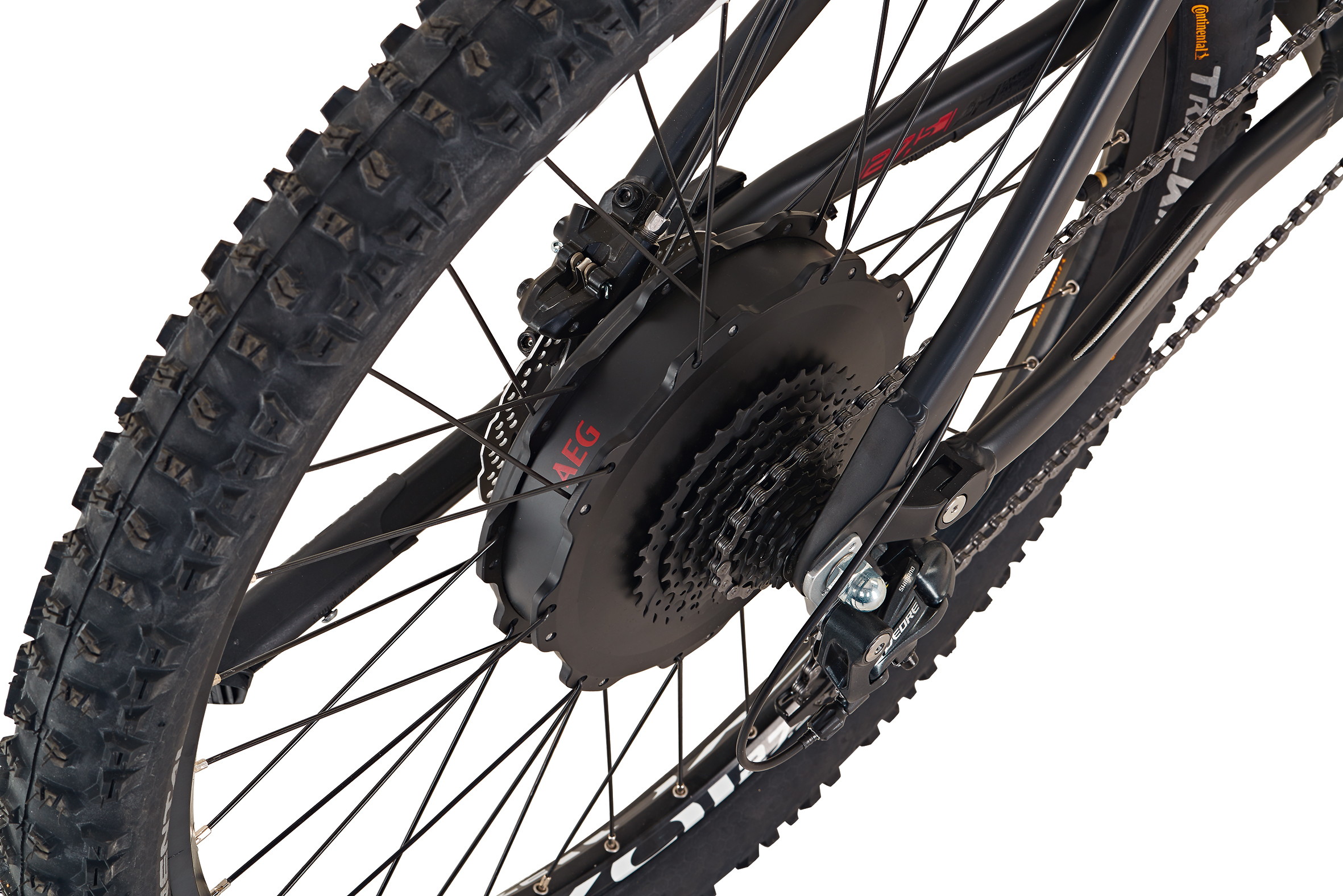 "Rex Bike Elektrofahrrad / E-Mountainbike Graveler e9.7 E-MTB 27,5"" Bild 2"