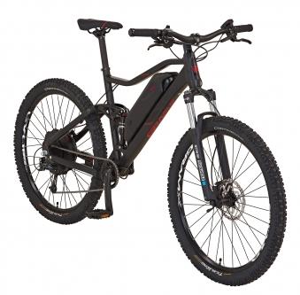 "Rex Bike Elektrofahrrad / E-Mountainbike Graveler e9.7 E-MTB 27,5"" Bild 1"