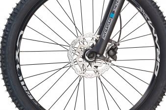 "Rex Bike Elektrofahrrad / E-Mountainbike Graveler e9.7 E-MTB 27,5"" Bild 5"