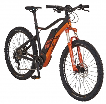 "Rex Bike Elektrofahrrad / E-Mountainbike Graveler e9.8 E-MTB 27,5"" Bild 2"
