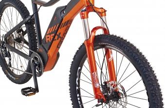 "Rex Bike Elektrofahrrad / E-Mountainbike Graveler e9.8 E-MTB 27,5"" Bild 4"