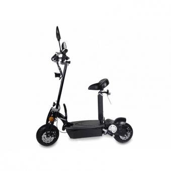 E-Roller Elektroroller mit Sitz Camping 40B Strassenzulassung 1000W Bild 4