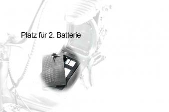 Elektromoped Elektroroller E-Roller Harley CP1-120 schwarz Bild 9