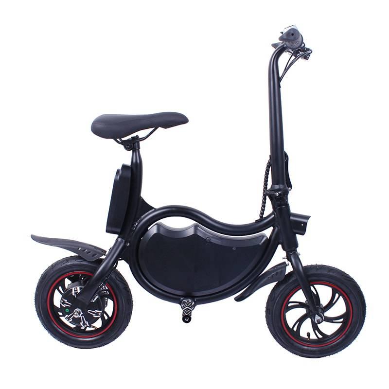 Elektroroller Bike zusammenfaltbar Zulassung nur AT/CH Bild 4