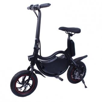 Elektroroller Bike zusammenfaltbar Zulassung nur AT/CH Bild 1