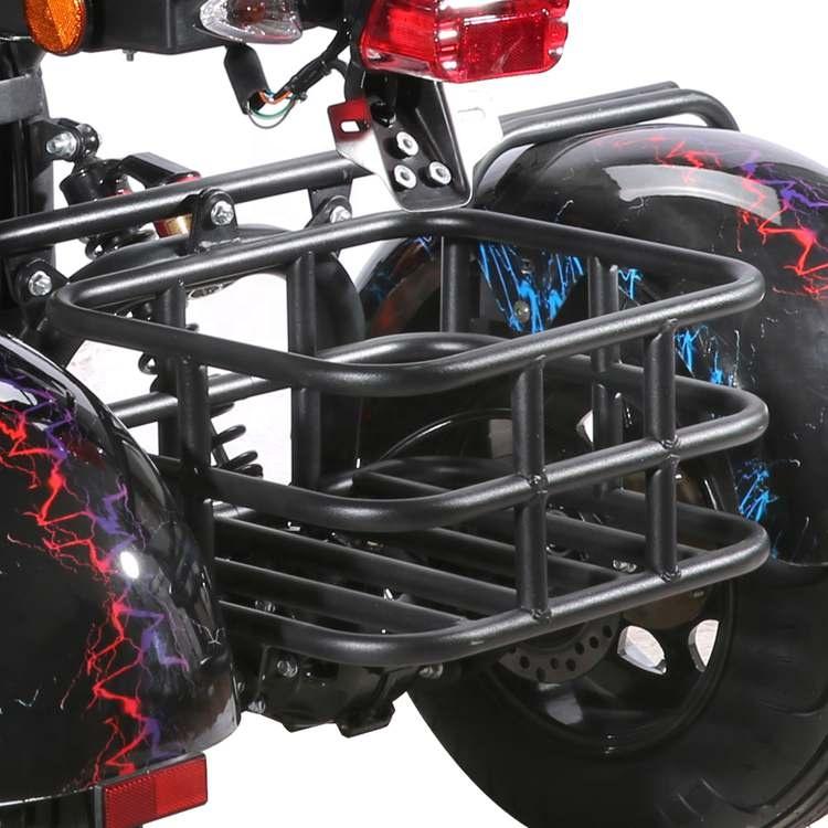 Elektroroller Dreirad Trike CP1-40 45Km/h Bild 2