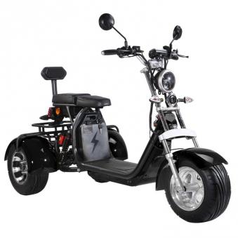 Elektroroller Dreirad Trike CP1-40 45Km/h Bild 1