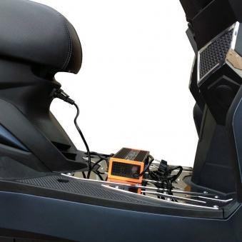 Elektroroller E-Roller Cityroller Elektromoped Siegfried1 3000Watt Bild 2
