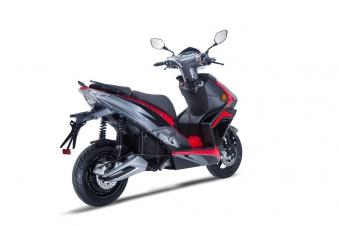 Elektroroller E-Roller Cityroller Elektromoped Siegfried1 3000Watt Bild 7