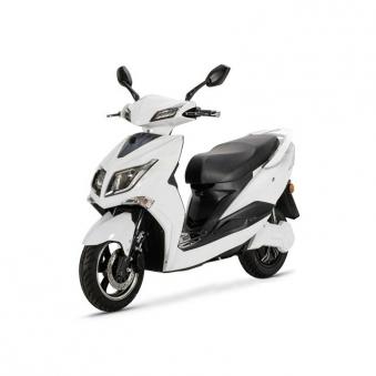 Elektroroller / E-Roller Hawk 72/3 LI weiß Motorroller Bild 1