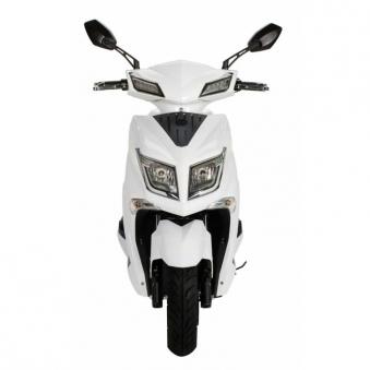 Elektroroller / E-Roller Hawk 72/3 LI weiß Motorroller Bild 2