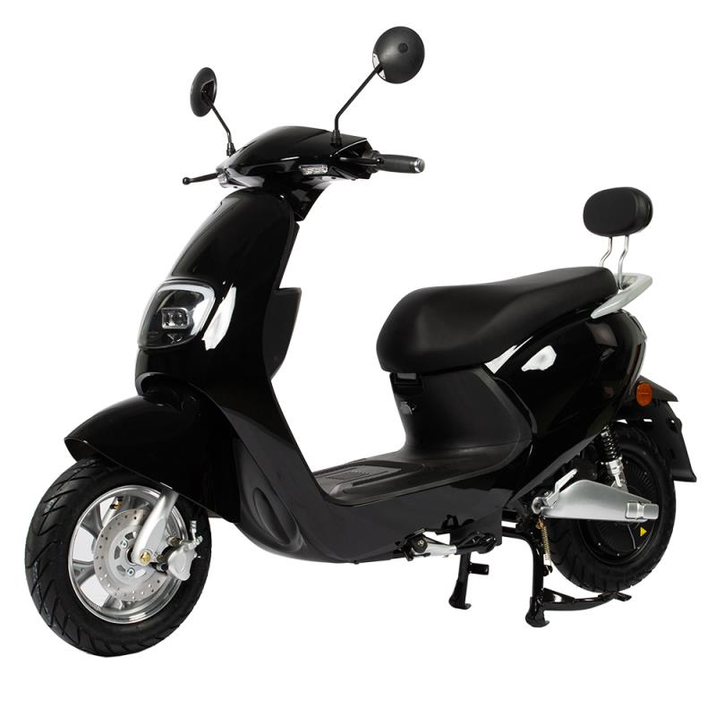 Motorroller Elektroroller 45Km/h Unisex2-26 Lithium Batterie schwarz Bild 1