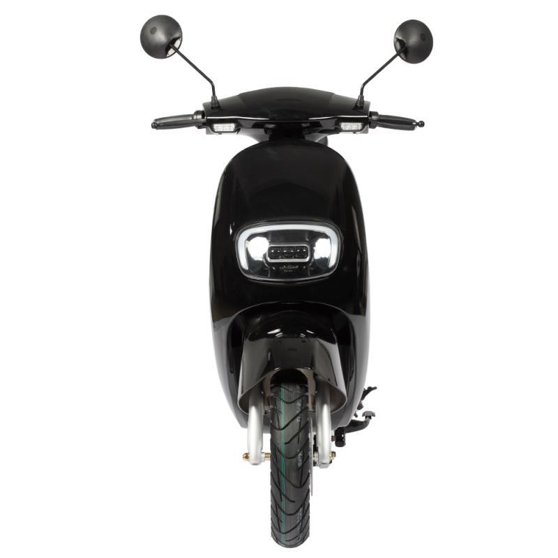 Motorroller Elektroroller 45Km/h Unisex2-26 Lithium Batterie schwarz Bild 3