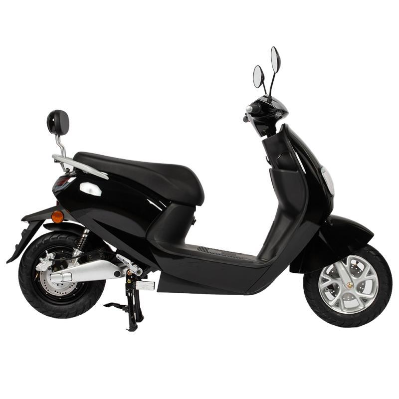 Motorroller Elektroroller 45Km/h Unisex2-26 Lithium Batterie schwarz Bild 7