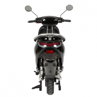 Motorroller Elektroroller 45Km/h Unisex2-26 Lithium Batterie schwarz Bild 4