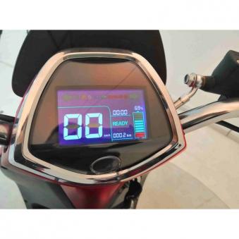 E-Moped ELETTRICO LI, Lithium-Akku 45km/h, 25 km/h Bild 4
